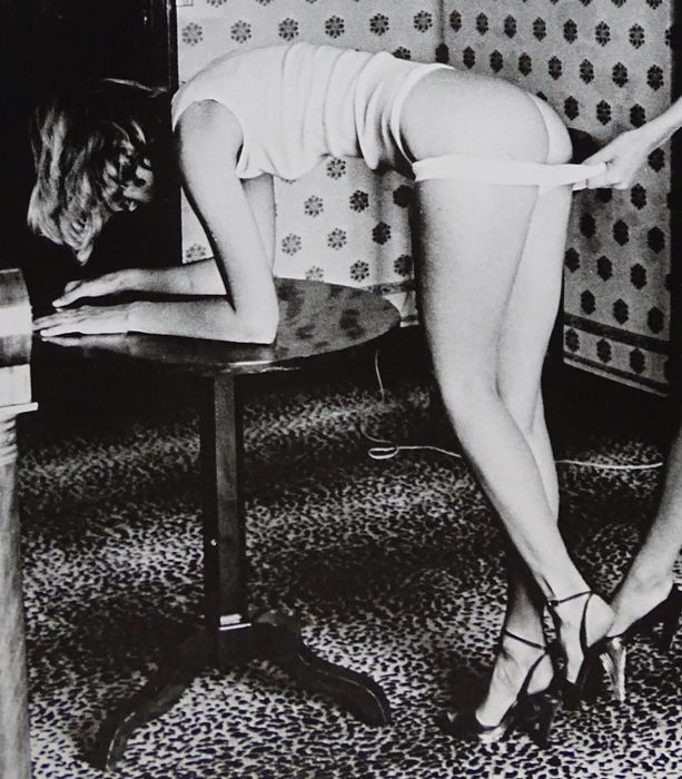 Helmut newton interieur nice 1976 catawiki for Interieur cours nice