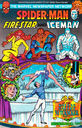 Spider-Man, Friestar and Iceman