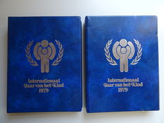 World - Collection UNICEF in two special albums