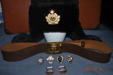 Lot Russian Navy of the Soviet Union/ussr/cccp