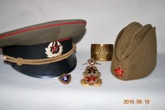 Oude Russian\ ussr\cccp\soviet\ military items collector items