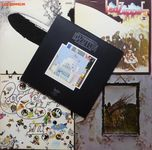 Check out our Early albums by Led Zeppelin I, II, III, IV and The Song Remains the Same (2x), total 5 lp's VG+/VG+