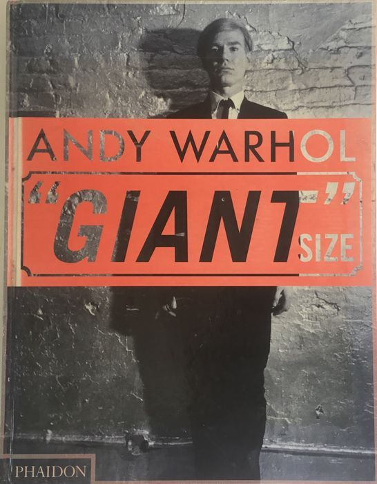 andy warhol giant size 2006. Black Bedroom Furniture Sets. Home Design Ideas