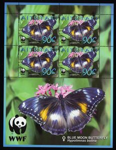Flora and Fauna - Thematic collection with sets and blocks on stock pages