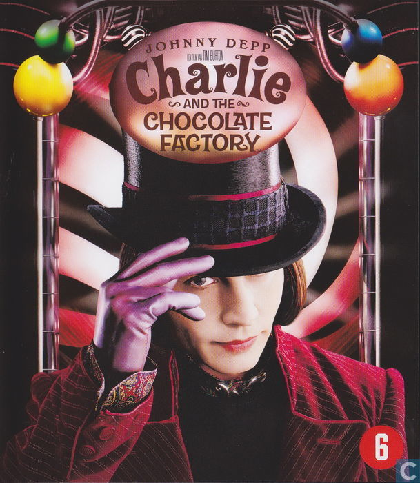 Amazoncom Charlie and the Chocolate Factory 10th