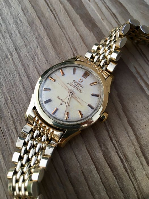 Omega - Constellation - 2852 - Hombre - 1950-1959