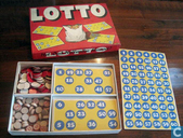 Game - Lotto (cijfers) - Lotto