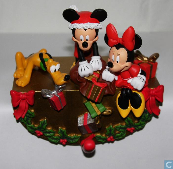 Mickey Stocking Holder 56