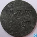 Kostbaarste item - 1 cent 1841-1859 Rijksgesticht Veenhuizen V2
