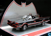 Kostbaarste item - Lincoln Futura Batmobile - Super Elite version