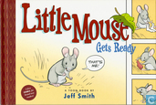 Comic Book - Little Mouse - Little Mouse Gets Ready