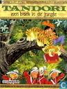 Een boek in de jungle