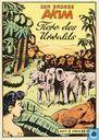 Tiere des Urwalds
