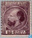 Kostbaarste item - Koning Willem III - 3e emissie