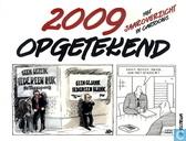 2009 opgetekend - Het jaaroverzicht in cartoons