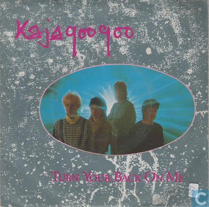 Kajagoogoo Turn Your Back On Me Extended Mix