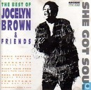 The best of Jocelyn Brown and friends