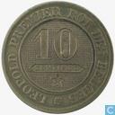 Coins - Belgium - Belgium 10 centimes 1862