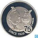"""Belgium 10 euro 2004 """"Tintin"""""""
