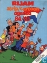 Rijam Strip/cartoon agenda 84/85