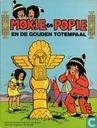 Mokie en Popie en de gouden totempaal