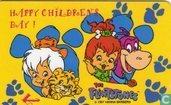 Happy Children's day ! The Flintstones