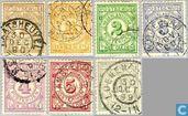 Kostbaarste item - Postbewijszegels