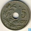 Coins - Belgium - Belgium 5 centimes 1931 (VL)