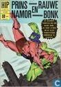 Prins Namor en Rauwe Bonk