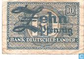 Deutschland 10 Pfennig