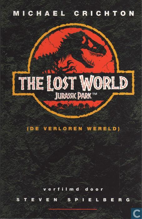 a summary of michael crichtons book the lost world John michael crichton ) under the shared pen name michael douglas the back cover of that book while jurassic park and the lost world were both.