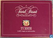 Board games - Trivial Pursuit - Trivial Pursuit TV Editie 2400 vragen en antwoorden