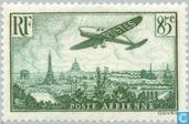 Aircraft over Paris