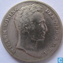 Dutch East Indies ½ gulden 1827