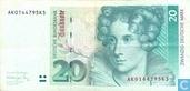 Deutschland 20 Mark