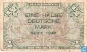½ Mark Deutschland