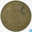 Monnaies - Belgique - Belgique 5 francs 1872