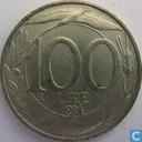 Coins - Italy - Italy 100 lire 1994