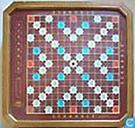 Franklin Mint Scrabble