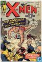 Sub-Mariner! Joins the Evil Mutants