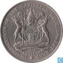 "Antigua en Barbuda 4 Dollars 1970 ""F.A.O."""