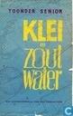 Klei en zout water