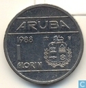Aruba 1 florin 1988