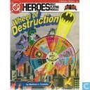 Comic Book - Batman - Wheel's of destruction