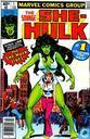 The Savage She-hulk 1
