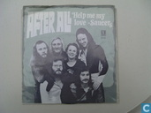 Vinyl record and CD - After All - Help me my love