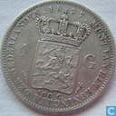 Netherlands 1 gulden 1837