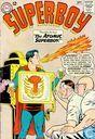 The Atomic Superboy!