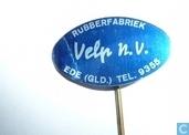 Speldjes, pins en buttons - Rubberfabriek Velp - Ede - Rubberfabriek Velp n.v. Ede (Gld.) Tel. 9355
