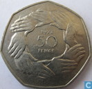 Coins - United Kingdom - United Kingdom 50 pence 1973